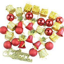 Popular Christmas Bell Ornaments-Buy Cheap Christmas Bell ...