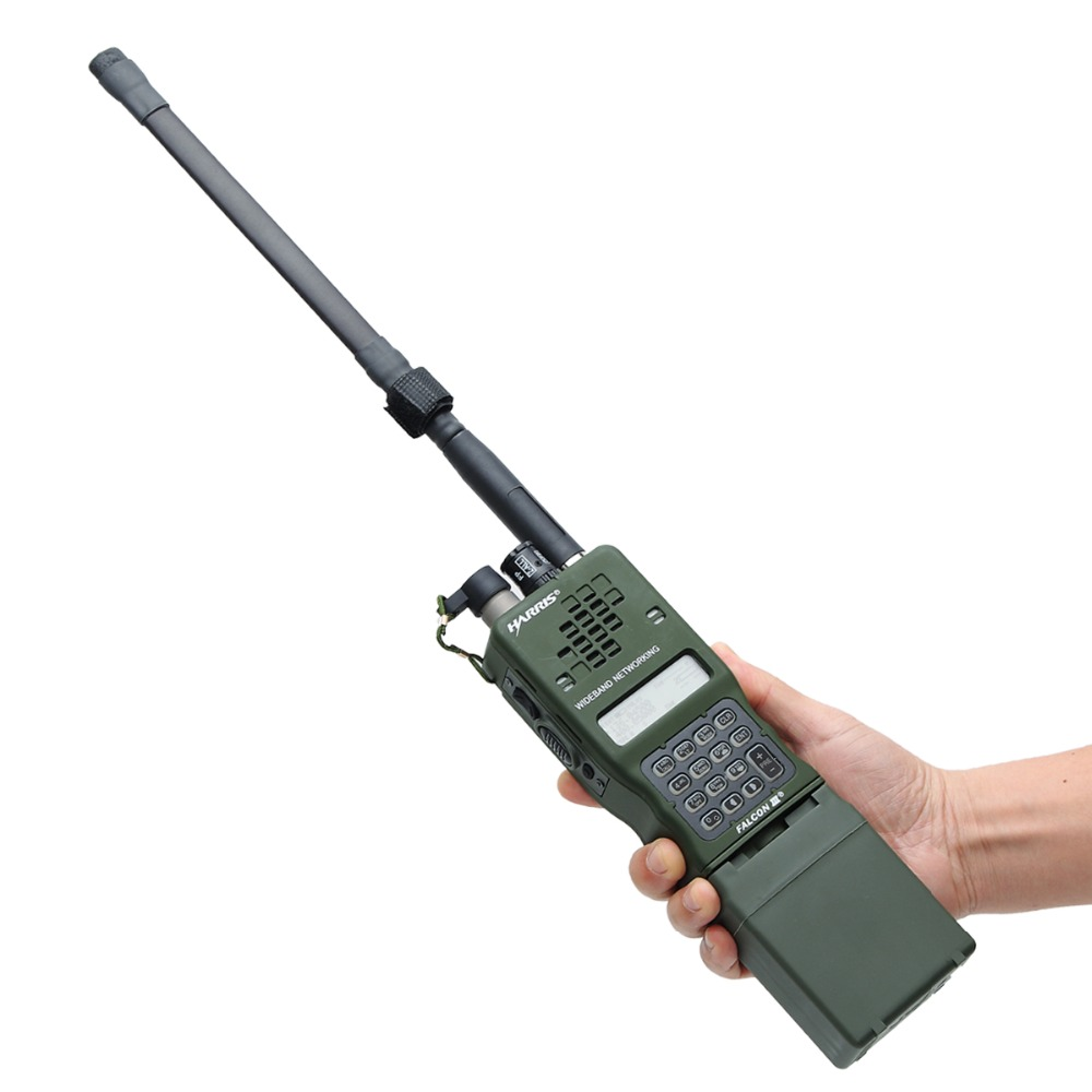 TCA AN/PRC 152A(UV) Tactical CS Military MBITR 10W IPX7 VHF UHF Multifunction Portable Walkie Talkie Sister Harris TRI PRC 152-in Walkie Talkie from Cellphones & Telecommunications    1