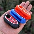 Silicone car Key FOB Cover Case Shell Skin Protector for Alfa Romeo 4C Mito Giulietta 159 GTO GTA flip folding remote shell