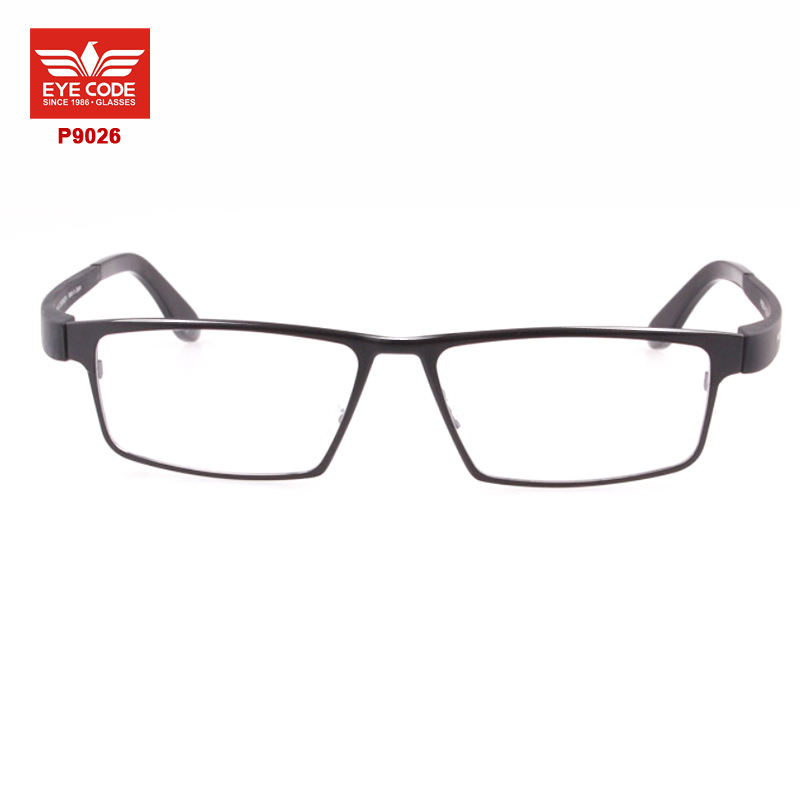 aliexpresscom buy classical optical frame men p9026 fashion mens eyeglasses frame fit myopia prescription reading glasses optical lens eyewear from
