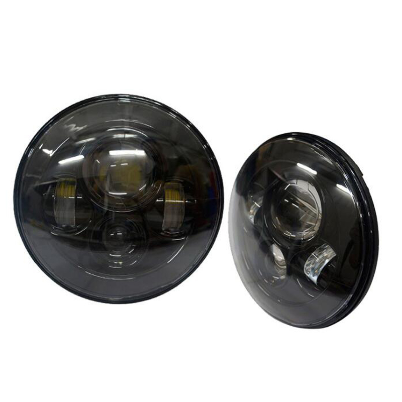 2Pcs / Lot SUNKIA 7 დიუმიანი LED - მანქანის განათება - ფოტო 3