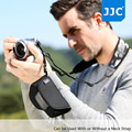JJC Mirrorless Camera Pouch For Sony A6300 A6000 A5100 +16-50mm (SELP1650) For Panasonic DMC-LX100 For Fujifilm X30 X70 Case Bag