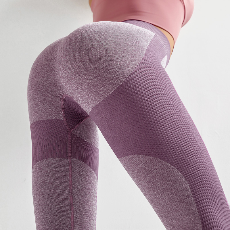 Cucommax Women s High Waist Seamless Leggings Push Up Yoga Pants Sexy Running Workout Fitness Leggings YP005 in Yoga Pants from Sports Entertainment