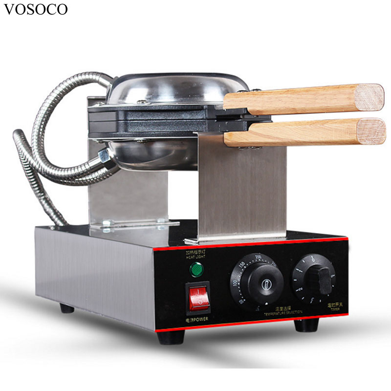 Electric Egg Cake Electric Egg Cake Oven Waffle Maker Egg Waffle Machine Non-stick Pancake Maker Machine Egg pancake machine