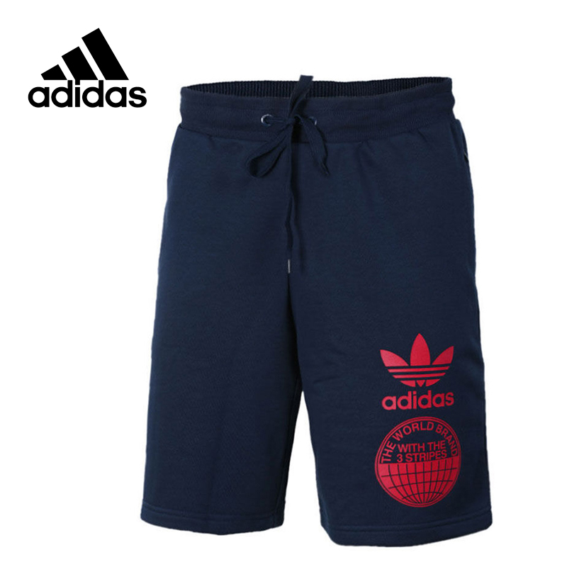 Original New Arrival Official Adidas Originals STREET GRAPH S Men's Shorts Sportswear original adidas new arrival official adidas originals men s full length pants sportswear for men