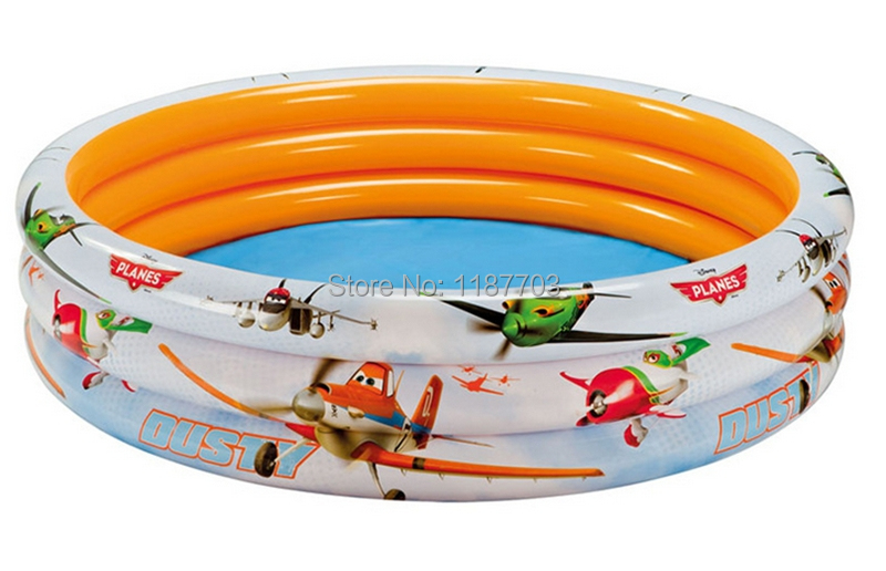New inflatable intex kids swim pool garden swimming pool for Garden pool accessories