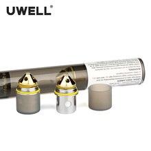 0.25ohm UWELL 4 Unidades/pacote COROA 2 Bobina Em Forma De Cone/0.5ohm/0.8ohm para CROWN 2/CROWN 2 MINI/SE1 Tanque Atomizador