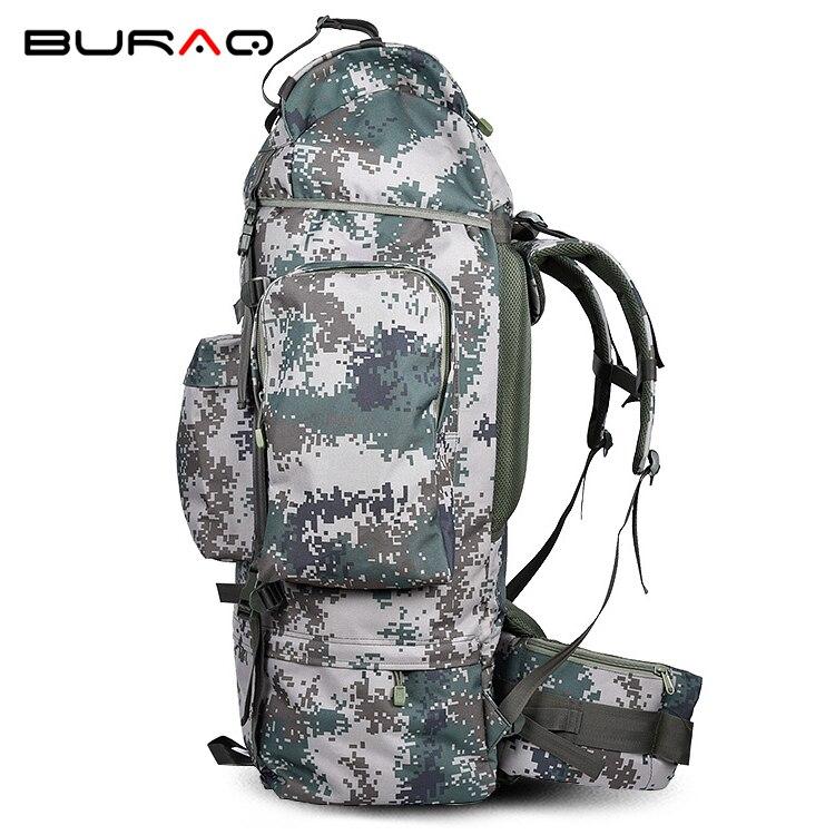 100L tactique militaire sac à dos randonnée tactique sacs à dos Camping pêche chasse sac à dos sacs de sport en plein air sac à dos évalué