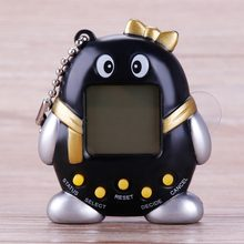 Tamagotchi Electronic Pets Virtual Cyber Pet Toy Funny Creative Penguin 90S Nostalgic 168 Pets in One Kid Gifts Random Color(China)