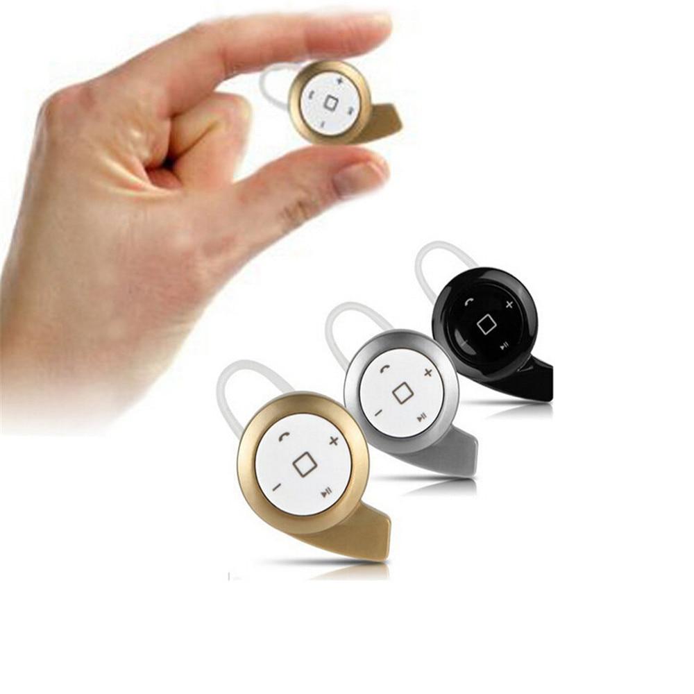 NEW Mini Bluetooth Headset Wireless Headphones Earphone Casque Audio Head Phone In Ear Earbuds for IPhone Samsung Xiaomi