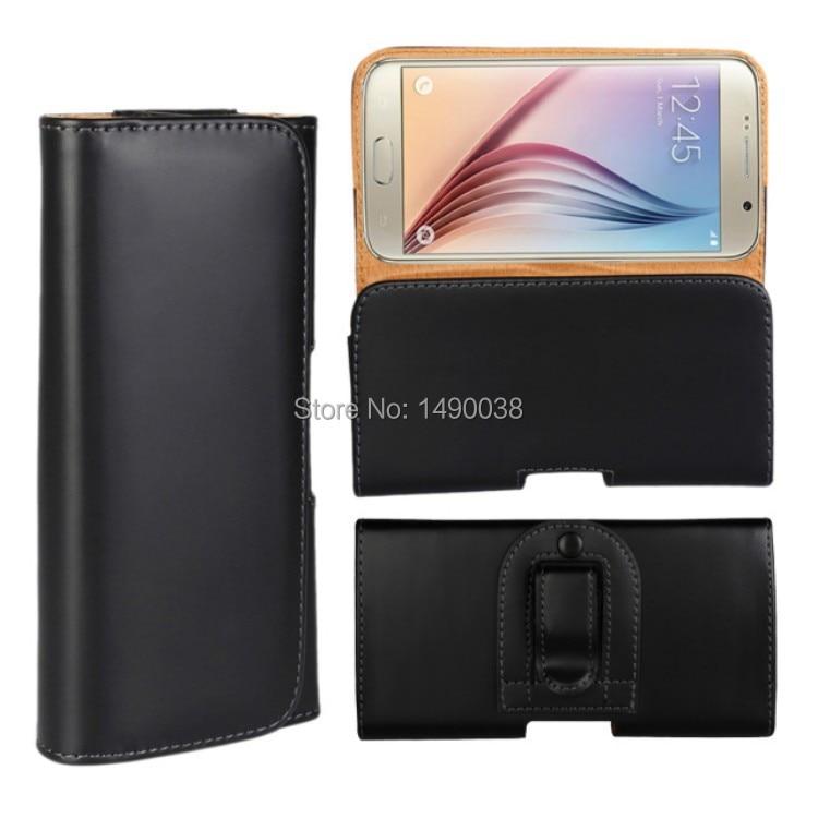 El más nuevo Estuche de la Cintura Funda de Cuero de LA PU Clip de - Accesorios y repuestos para celulares - foto 3