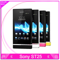 "ST25i Original Unlocked Sony Xperia U ST25 Mobile Phone 3.5"" Android 3G 5MP WIFI GPS Free Shipping"