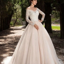 WALK BESIDE YOU Wedding Dress 2019 Ball Gown Bridal Gown