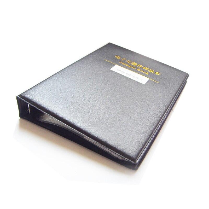 0603 High frequency & High Q Winding Inductor 51valuesX25pcs=1275pcs Sample Book 2.2nH~470nH Assortment Kit LQW18AN SeriesPack