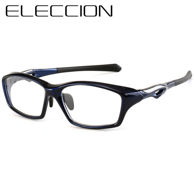 21fa8e8505a ELECCION Young Cool Style Sport Eye Glasses Frames for Men Spectacle Frame  Men Glasses Frame Optical Prescription Gafas Women