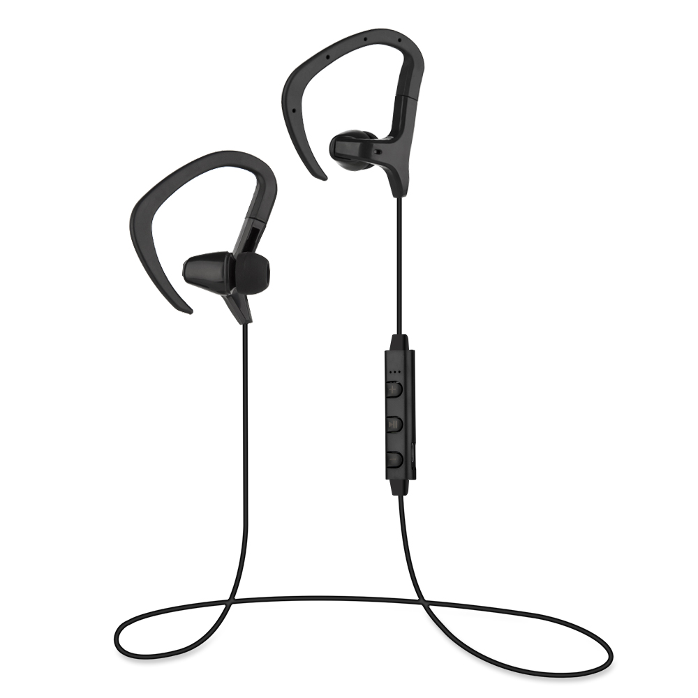 Bluetooth Headset 4.0 Wireless Sport Bluetooth Earphone with Mic Noise Cancelling Headset Earbuds for Xiaomi Samsung iPhone 7 original ldnio wireless bluetooth sport headset with 2 4a car charger 2 in 1 earphone for samsung xiaomi iphone mp3 mp4 player