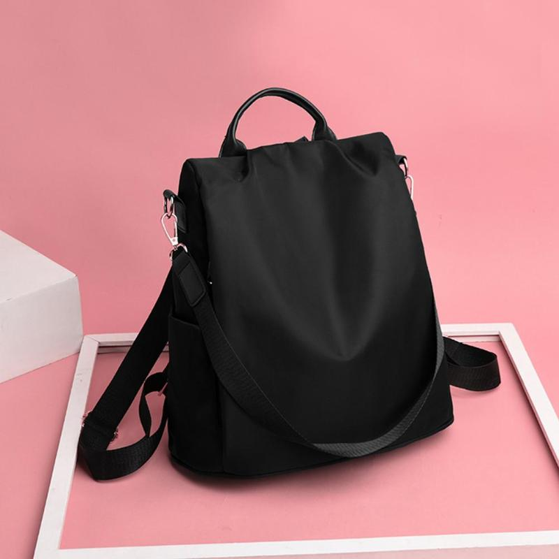 Female Anti-theft Backpack Waterproof Oxford Women Backpack Fashion Women Travel Bag Brand Ladies Large Capacity Backpack