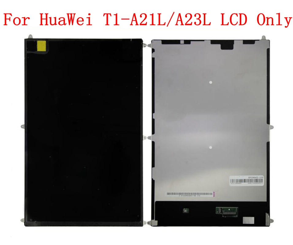STARDE Replacement LCD For Huawei MediaPad T1-A21L T1-A23L  10'' LCD Display  For Huawei Screen  Pad Parts