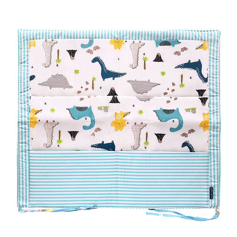 Mother & Kids ... Bedding ... 32689209281 ... 4 ... Muslin Tree Bed Hanging Storage Bag Baby Cot Bed Brand Baby Cotton Crib Organizer 60*50cm Toy Diaper Pocket for Crib Bedding Set ...