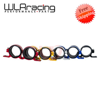 WLRING STORE Free Shipping Dual Double Or Twin 044 Fuel Pump Bracket Billet Clamp Cradle Fuel