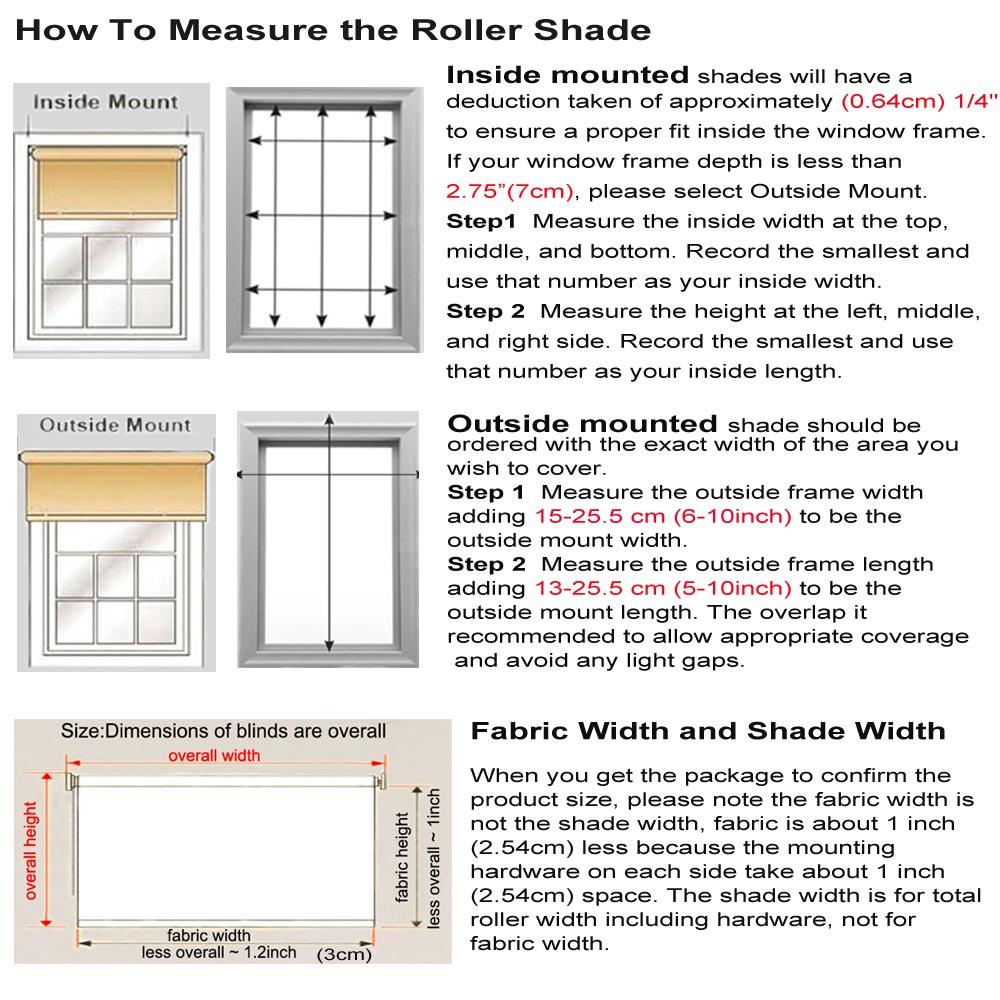 window blinds size - Ibov.jonathandedecker.com