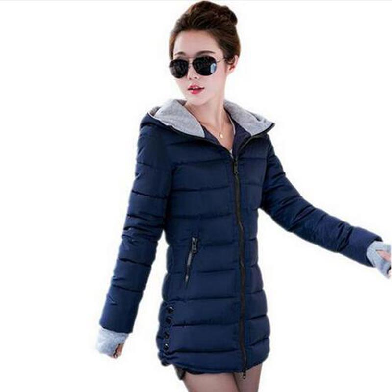 2016 Winter Jacket Women Cotton Padded Coat   Parkas   For Womens Winter Jackets And Coats wp0039