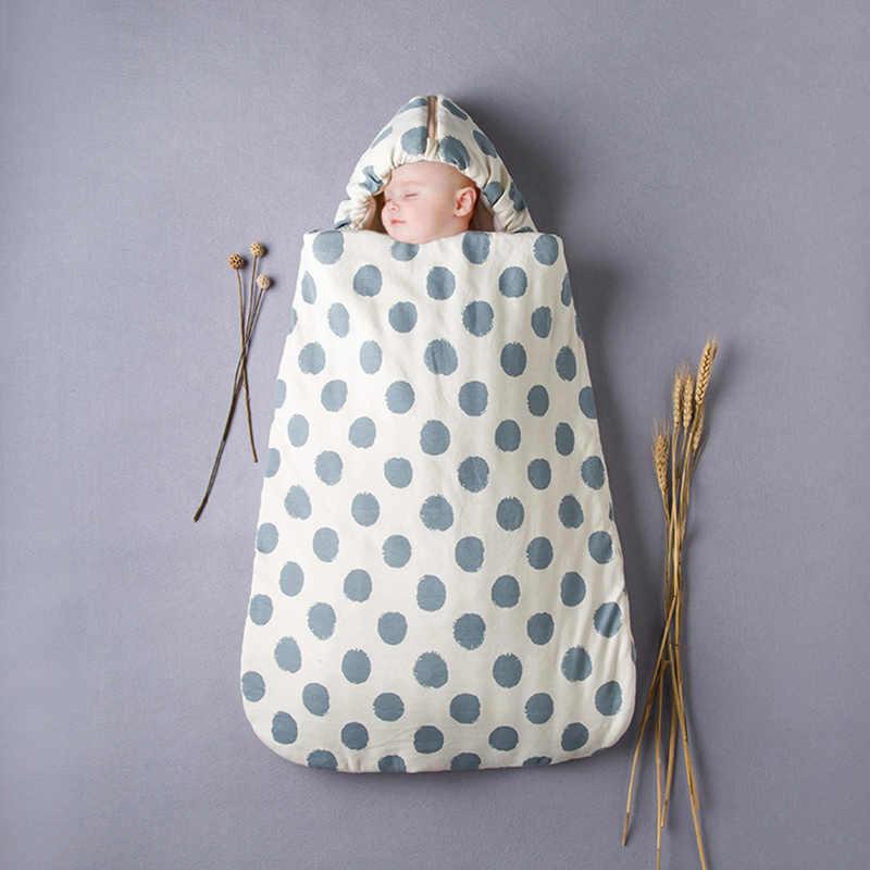 Saco de dormir grueso para bebé, saco de dormir adecuado para ropa de bebé recién nacido, saco de dormir, Mono