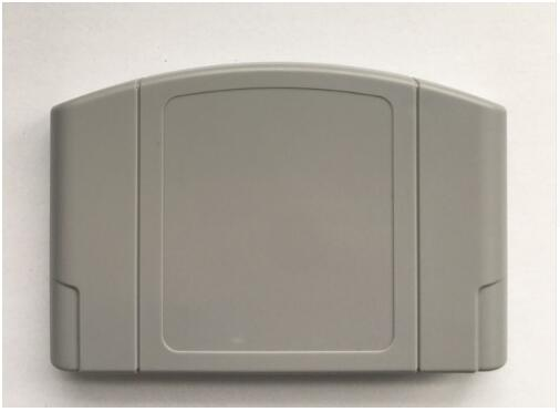 Game Cartridge Replacement Plastic Shell For N64 Console
