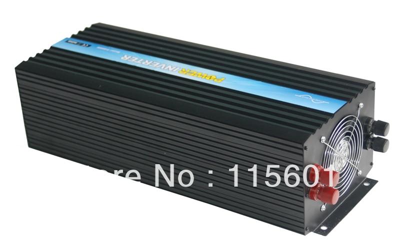 Factory Direct Selling 4000W/4kW Inverter 24V DC to 220V AC Pure Sine Wave InverterFactory Direct Selling 4000W/4kW Inverter 24V DC to 220V AC Pure Sine Wave Inverter