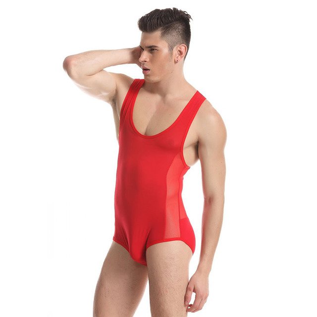 KWAN.Z men's bodysuit shaper high elastic fabric corsets vest ica skil mesh breathable body shaper men tshirt tights for men