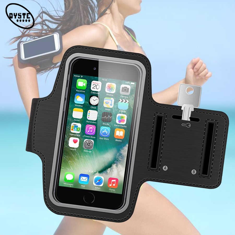 Leer Run Riem Gym Case Brassard Telefoon Redmi Note 8 Pro 7 10 Case Voor Xiaomi Mi Lite 9 Mi 8 Se Running Arm Band Smartphone