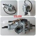 KEIHIN 175CC/200CC/250CC PZ30 CG200 CG250 30 MM Carb Choke ATV Quad Bicicleta Da Sujeira Do Carburador de Moto