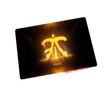 fnatic mouse pad 2016 new gaming mouse pad laptop large mousepad gear notbook computer pad to mouse gamer brand play mats