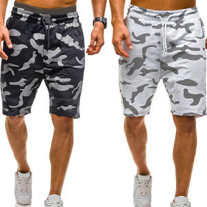 Laamei Short Pants Homme Military Knee-Length Male Hot-Sale Mens Summer Casual New
