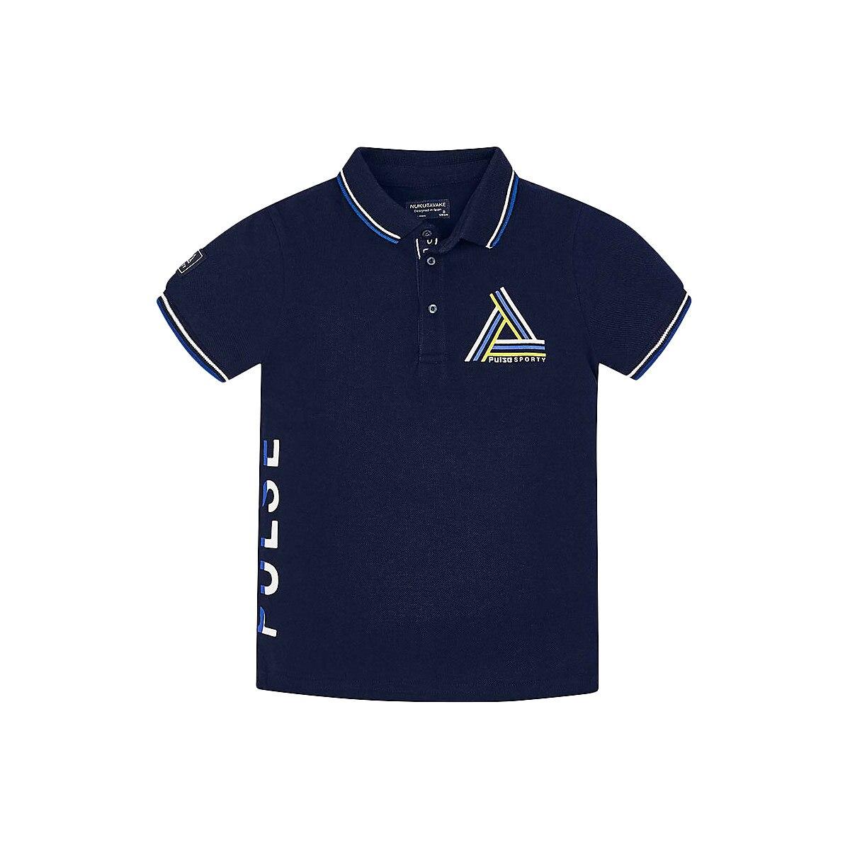 MAYORAL Polo Shirts 10689191 Children Clothing T-shirt Shirt The Print For Boys