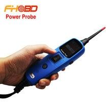 De la Sonda de Probador de Circuito Del Automóvil Coche Eléctrico Herramientas de Auto 12 V Voltaje Vgate Sistema Eléctrico Tester como Autek YD208 Pt150