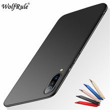 Phone Case For Xiaomi Mi CC9 Cover Ultra-thin Smooth Back Protection Plastic PC Funda / CC9E
