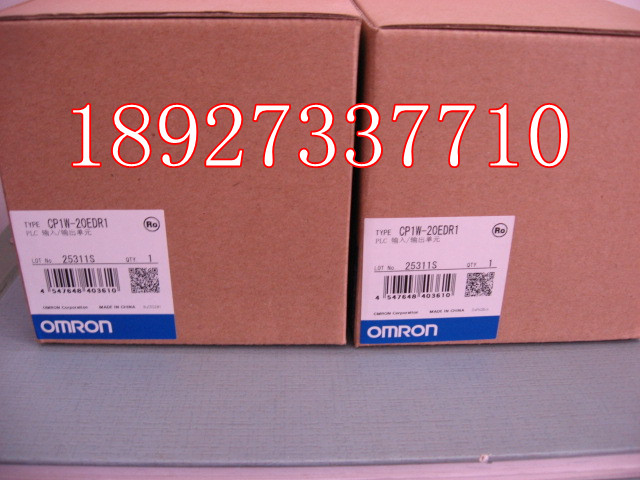 zob fornecimento de novo rele original omron omron controlador logico programavel cp1w 20edr1