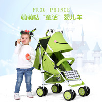 0 Модная легкая Детские коляски, детей зонт корзина, Портативный Buggys складной коляска для 0 3 лет