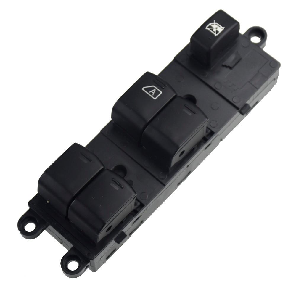 Control Switch 25401-EB30B 25401EB30B Front Left Power Window Lifter Master For Nissan Pathfinder R51 Navara Qashqai