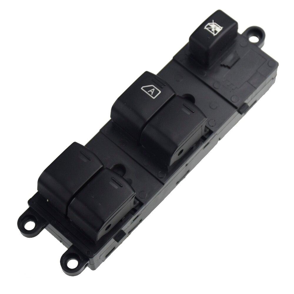 Steuerschalter 25401-EB30B 25401EB30B Vorne Links Power Fensterheber Master Für Nissan Pathfinder R51 Navara Qashqai