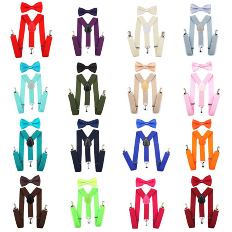 Регулируемый модный хлопчатобумажный галстук для мальчиков Подарочный