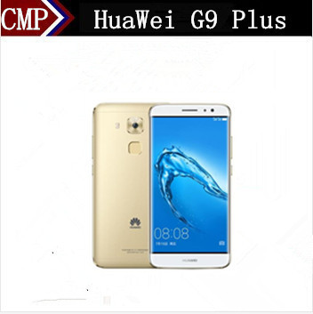 "Original HuaWei G9 Plus 4G LTE Mobile Phone Snapdragon 625 Android 6.0 5.5"" FHD 1920X1080 3GB RAM 32GB ROM Fingerprint 16.0MP"