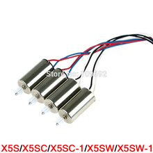 Original SYMA X5S X5SC X5SC-1 X5SW X5SW-1 Motor CW CCW Engine With Gear RC Quadcopter Drone Spare Parts Helicopter Accessories
