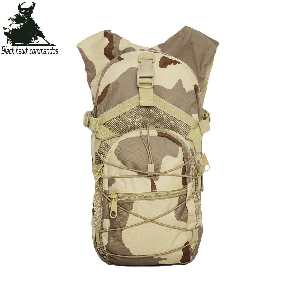 Girl boy men women camouflage workout bag Hydration Pack Backpack Perfect for Biking Walking Travelling camping mountaineering