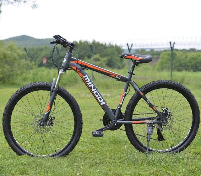 Горный велосипед 26 дюймов стали 24 скорость велосипеда двойной дисковые тормоза и с переменной скоростью дорожный производители велосипедов оптовые