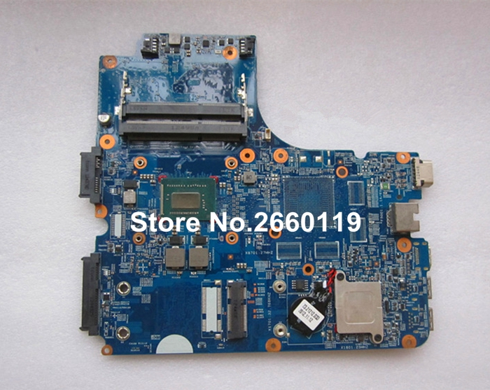 laptop motherboard for HP 4440s 4540s 4740s 712921-001 712921-501 system mainboard, fully tested все цены