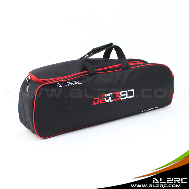 ALZRC 380 Devil 380 FAST New Carry Bag Black For ALZRC380 Align SAB Goblin 380