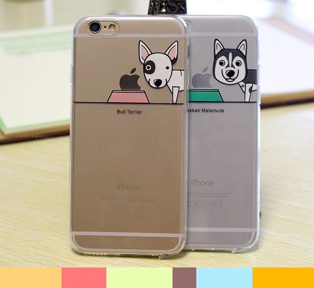 5 pcs coque iphone 6