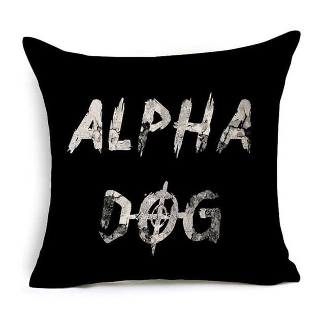 Home Linen Pillowcase Size: 45cm WT0057 Color: 18